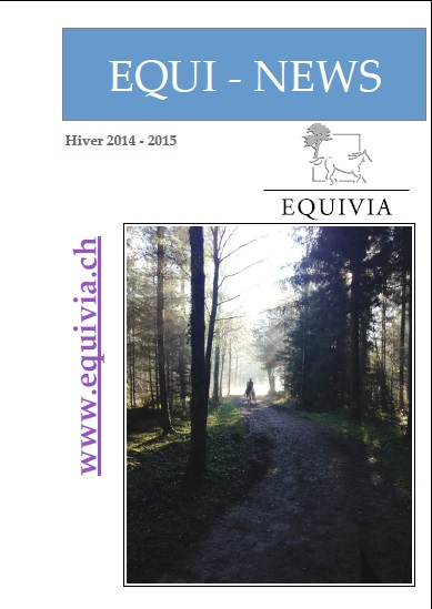 page couverture equinews hiver 2015